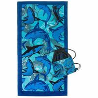 3C4G Shark Towel with Sling Bag - Continental marketing inc ME