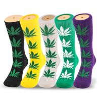 New Arrival Men Maple leaf Socks Cotton-The Exotic Life