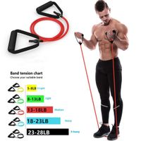 5 Levels Pro Resistance Bands - Casual Fitness