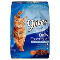 9 Lives Daily Essentials 13.2lbs