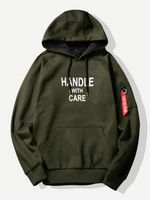 HANDLE WITH CARE SPECIAL GREEN - MIXT Apparel