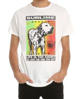 Sublime T shirts Lou Dog -Lbc unisex - Kool Cat Records T Shirts N More
