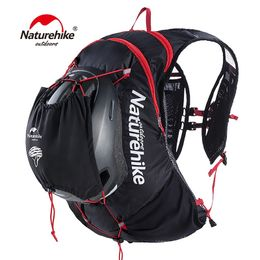 Naturehike Outdoor Hydration Pack Running Backpack 15L Cycling Bag Hiking Water Bag 70D Nylon Lightweight Running Bag - Campcrowd