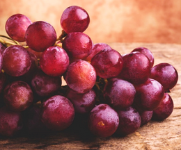 Red Seedless Grape - MY Fruit Babe