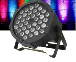 LED Par Stage Light 36 LEDs RGB Sound - fablights decor