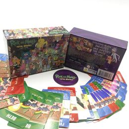 Rick and Morty Cards Game - Save more live more for less