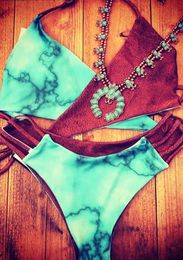 """""""WITH YOU I AM"""" LIMITED EDITION TURQUOISE SWIMSUIT"""