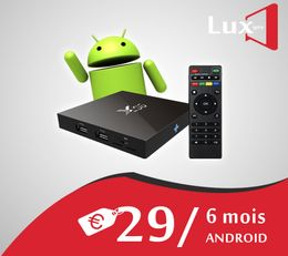 ABONNEMENT IPTV ANDROID 6 MOIS - Luxpro-iptv