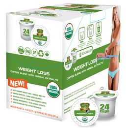 Sollo Medium Roast Weight Loss Organic Coffee Pods For Keurig - weight loss coffee
