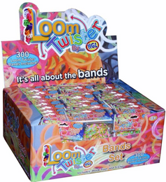 14,400 Rubber Loom Band Set - TheViralThings.j