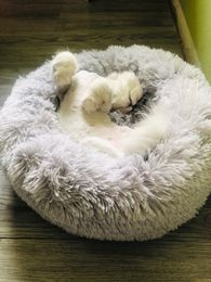 Comfy Calming Pet Bed - Fresh Home & Kitchen