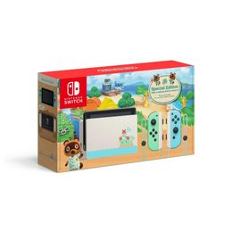 Nintendo Switch Animal Crossing Edition - Collector Camp