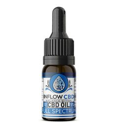 5% - CBD Oil - Inflow Alternative