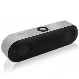 New NBY-18 Mini Bluetooth Speaker Portable Wireless Speaker Sound System 3D Stereo Music Surround Support Bluetooth,TF AUX USB - Smartdays