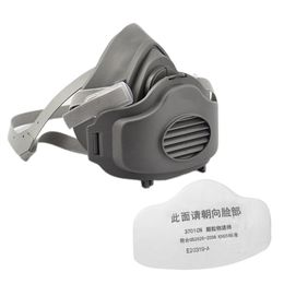 KN95 Face Mask 3200 Half Gas Mask Respiratory KN95 Dust-proof Masks - OFF&TAG