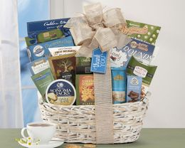 Many Thanks by Wine Country Gift Baskets - Shamrock Online