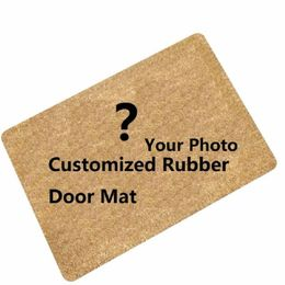One piece Customized Design Welcome Door Mat Outdoor Doormat Home Decor - Shamrock Online