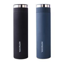 Protable Thermos Coffee Vacuum Flask - No Limits Java