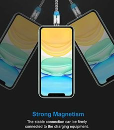 Strong Magnetic Cables