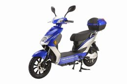 Cabo Cruiser Eliti scooter Black Electric Moped (PRE-ORDER ITEM ONLY) - Electric Premier eBikes and More