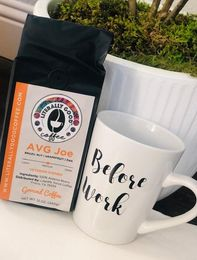 AVG Joe Brazil Nut|Grapefruit - Literally Good Coffee Company