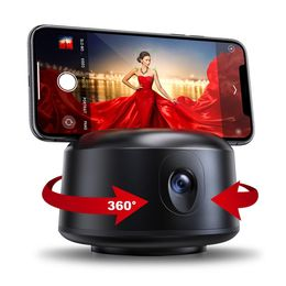 360 Degree Auto-Face Tracking Camera Mount-Mobile Accessories-Tech By Starks