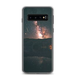 campfire night sky Samsung Case - FRANKdesigns.Co