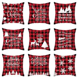 Christmas Cushion Case - Europa Unlimited