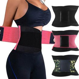 Body Shaper Slimming Belt Girdles Firm Control Waist Trainer Plus size S-3XL