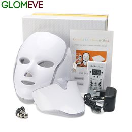 Beauty Therapy Photon LED Facial Mask - StunningBeautyCo