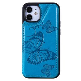 iPhone 12 Mini Shockproof Wallet Protective Phone Cases mobile case Insurance Coastal