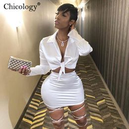 Chicology Satin 2 Two Piece Set