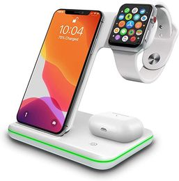 Best wireless fast Charging station your money can buy, charge your smart phone, Watch, and earbuds with ease and style.