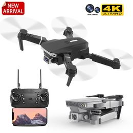 2020 Mini E88 Pro Rc Quadcopter Drone w/HD 4K 1080P - All Of Everything