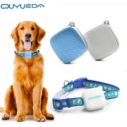 2G Smart Pet GPS Tracker Waterproof Dog Locator Anti-Lost Cat Tracking Device Long Standby Time Mini Animal Positioning Collar