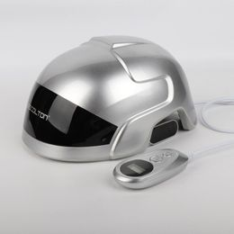 650nm Laser Therapy Hair Growth Helmet Regrowth Device Promote Hair Regrowth Cap Massage