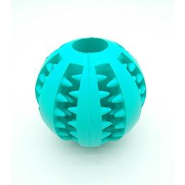 Rubber Pet Food Dribbling Toy - Charmed Moonpets