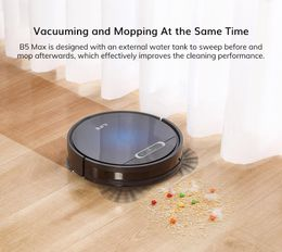 When you have pets or children, even daily vacuuming of your home does not seem sufficient; it seems like there is always hair, crumbs, and dirt on your floors. A robot vacuum cleaner runs on its own to help keep your floors free of crud, allowing you to have extra time that you can use to tackle other chores or relax with your family. A robot vacuum cleaner is a perfect housekeeper to help you maintain a tidy home with less effort and help you to save more time.