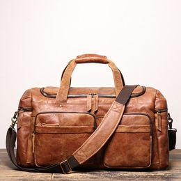 """Ex Post Facto """"The Outlaw"""" - Vintage Travel Duffle"""