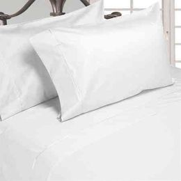 1000TC Queen Solid Flat Sheet - Anippe