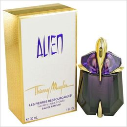 Alien by Thierry Mugler Eau De Parfum Spray Refillable 1 oz for Women - PERFUME