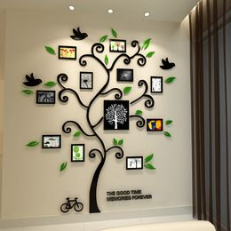Family Tree photo frame wall sticker - newreligion