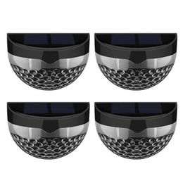 4 Pcs  Solar Light IP65 Waterproof Lamp with 6 - Gauxvestandbeyond by Maddy